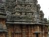 Siddesvara  Temple  Shrine At  Haveri