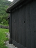Side View Of Urnes Stave Church