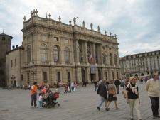 Side View Palazzo Madama