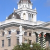 Side View Of Lowndes County Courthouse