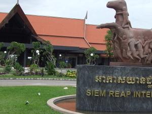 Siem Reap Intl. Aeroporto