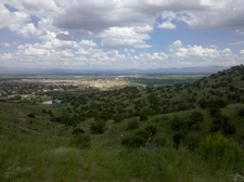 Surrounding Area Of Sierra Vista