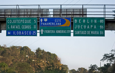 Signage In El Salvador