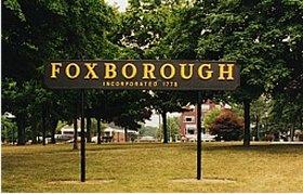 Sign In Foxborough