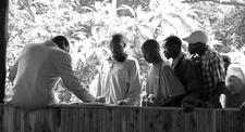 Signing Up For Umbwe Route - Kilimanjaro
