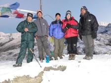 Sikkim Dzongri Treks