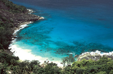 Silhouette Marine National Park
