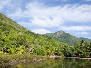 Silueta del Parque Nacional