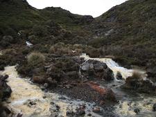 Silica Rapids - Tongariro