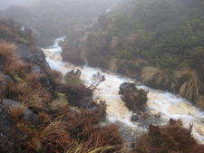 Silica Rapids Track - Tongariro National Park - New Zealand
