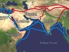 Silk Route Map