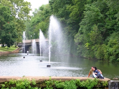Siloam  Springs  Arkansas  Fountains