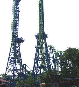 Silverwood Theme Park  Athol