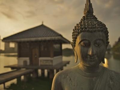 Simamalaka Shrine-Gangaramaya Temple