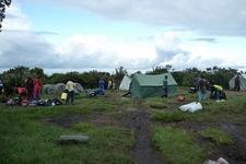 Simba Camp - Kilimanjaro Rongai Route