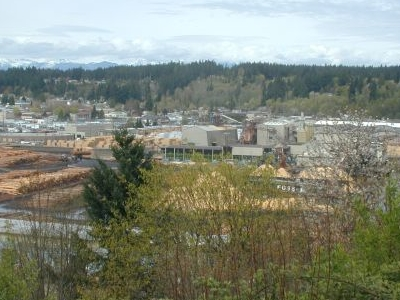 Simpson Lumber   Shelton  Washington