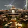 Singapore Parliament - Night View