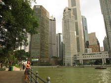 Singapore River - Downtown Core
