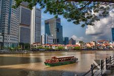Singapore River View