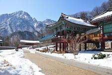Sinheungsa Temple - Seoraksan