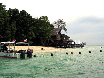 Sipadan Diving Site