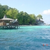 Sipadan Island Coast - Sabah