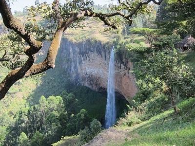 Sipi Bottom Falls - Mbale UG