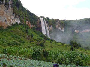 2 Days Sipi Falls Tour Photos