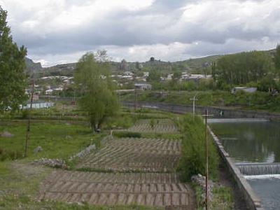 Sisian River
