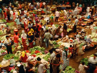 Siti Khadijah Market - View