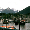A View Of Sitka's Crescent Harbor