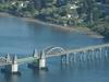 Siuslaw  River  Bridge At  Florence  O R