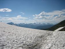 Siyeh Bend Cut-Off Trail Pics - Glacier - Montana - USA