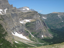 Siyeh Bend Cut-Off Trailviews - Glacier - Montana - USA