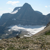 Siyeh Glacier Montana USA