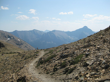 Siyeh Pass Trail Pics - Glacier - Montana - USA