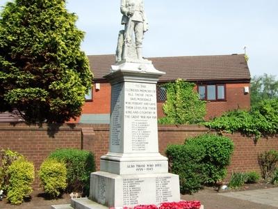 Skelmersdale War Memorial