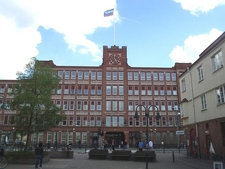 The SKF Factory In Gothenburg