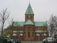 Saint Bendts Church