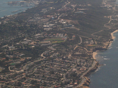 Skyline Of Point Loma
