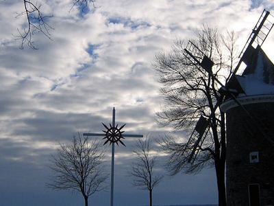 Skyline Of Pointe Claire