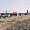 Skyline Of Robsart Saskatchewan