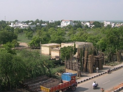 Skyline Of  Sindhanur