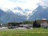 Skyline Of Valdez Alaska