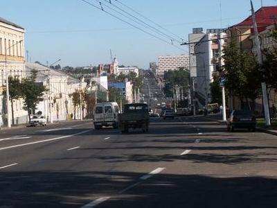 Skyline Of Vitebsk