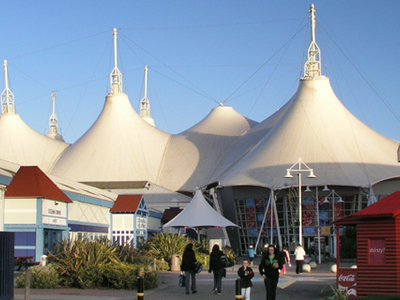 Skyline  Pavilion