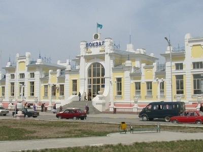 Kyzylorda Station