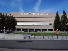 Sleep Train Arena Entrance