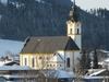 Söll Church, Tyrol, Austria