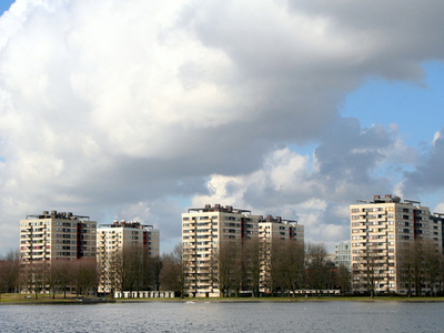 Sloterplas, Slotermeer